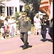 Dad parade